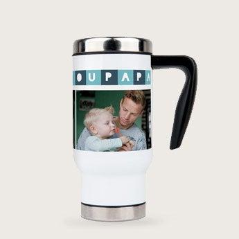 Taza térmica de café