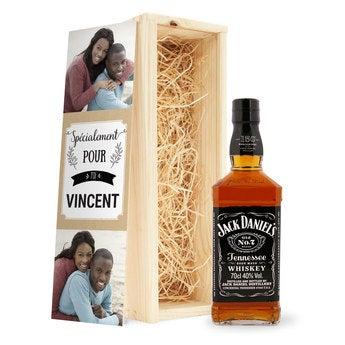 Jack Daniels en coffret