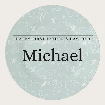 Plate - Father's Day