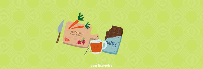 Personalisierte Geschenke: überrasche jemanden mit einem richtig originellen Geschenk!