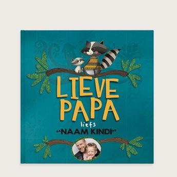 Boek - Lieve papa