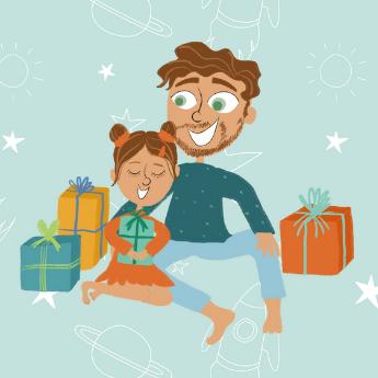 Presanger til en flott far(sdag)