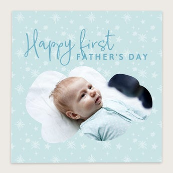 Decorative tile - Father's Day