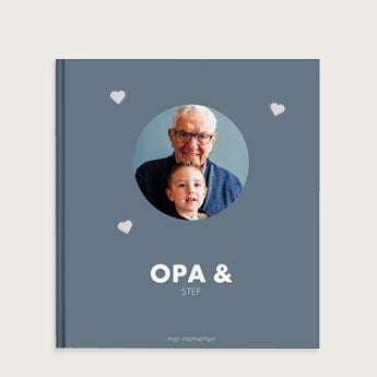 Fotoboek voor opa