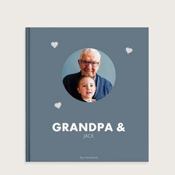 Fotobog til bedstefar