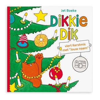 Dikkie Dik viert kerst met jou
