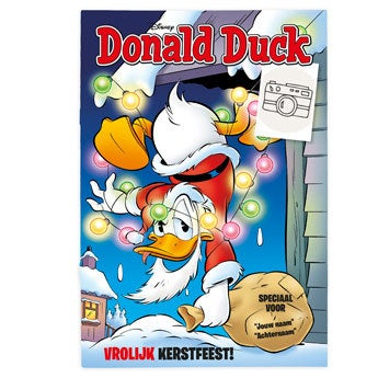 Donald Duck Kersteditie