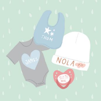 Odotamme vauvaa! 5 ainutlaatuista tapaa paljastaa raskaus