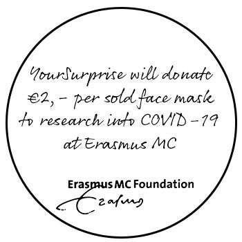 YourSurprise supports Erasmus MC and research into Covid-19