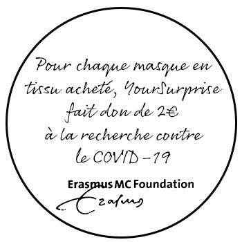 YourSurprise soutient Erasmus MC et la recherche sur le Covid-19