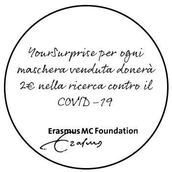 YourSurprise sostiene ErasmusMC e la ricerca su Covid-19