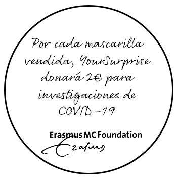 YourSurprise apoya a ErasmusMC y la investigación sobre Covid-19