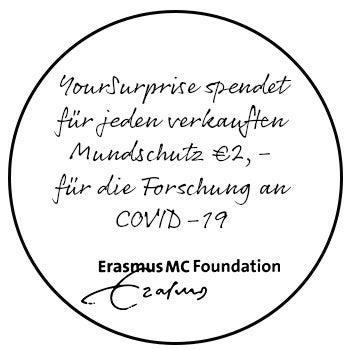 YourSurprise unterstützt ErasmusMC bei der Forschung von Covid-19