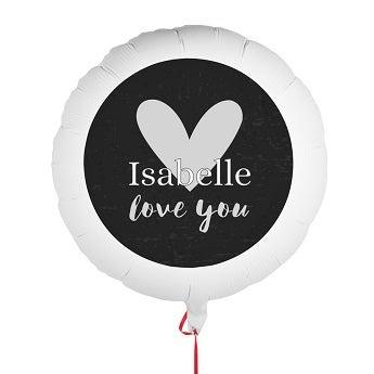 Ballon - Liebe