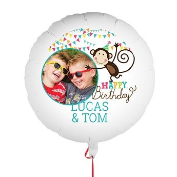 Ballon d'anniversaire