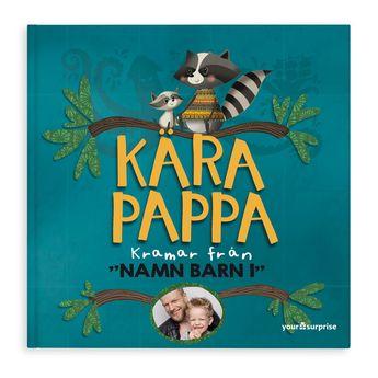 Personaliserad bok till Fars dag