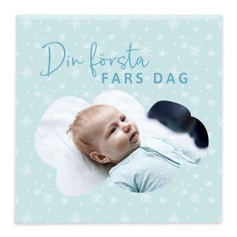 Din första Fars dags-kakelplatta