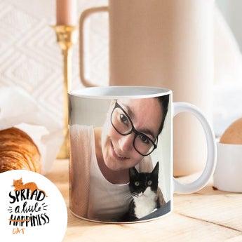 Adoráveis fotos do seu gato e presentes personalizados