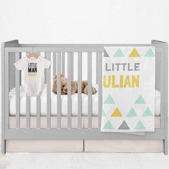 Dicas para o quarto do bebé