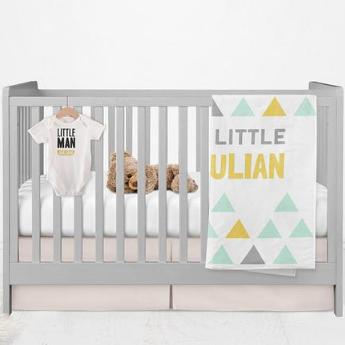 Maak de babykamer helemaal af