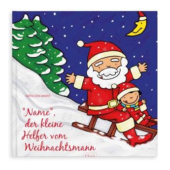Der kleine Helfer vom Weihnachtsmann