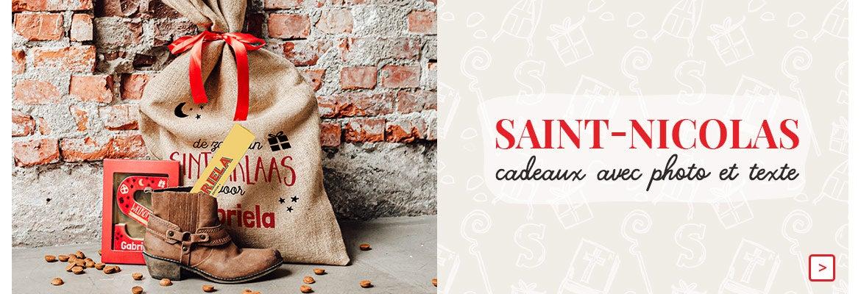Cadeaux de Saint-Nicolas