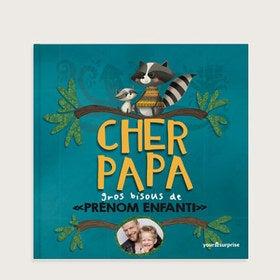 Livre Cher Papa