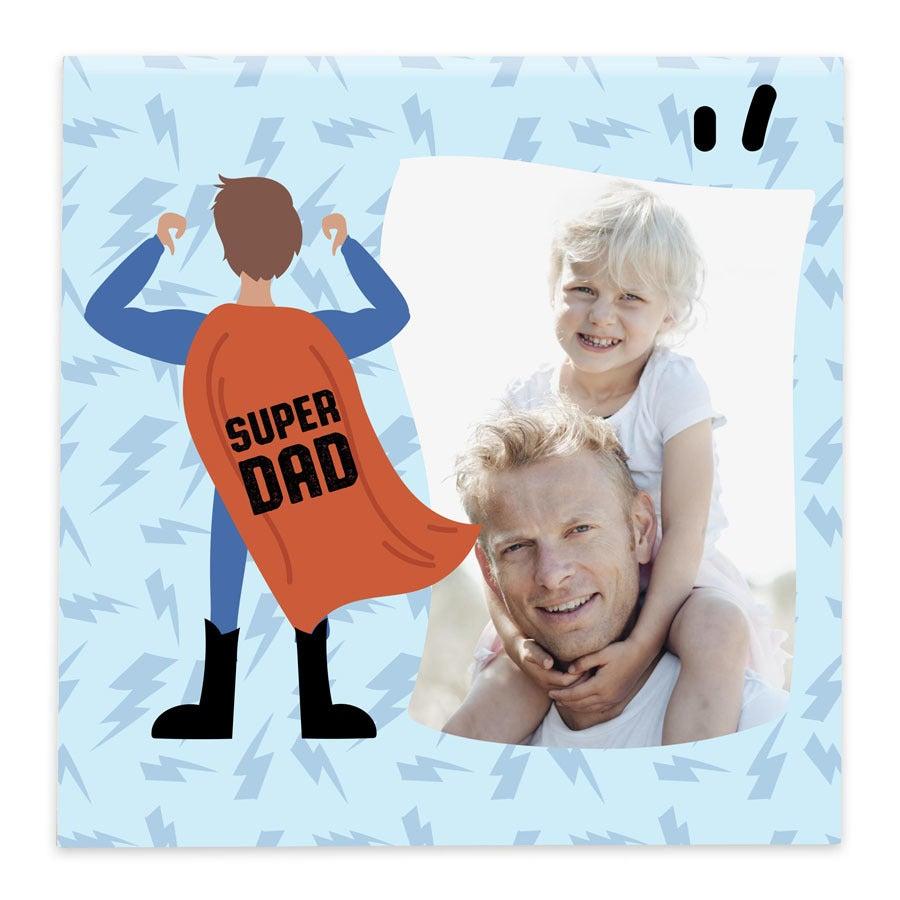 Azulejo para papá