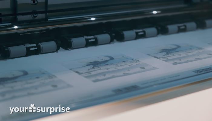 we printen jouw ontwerp voor op de mok