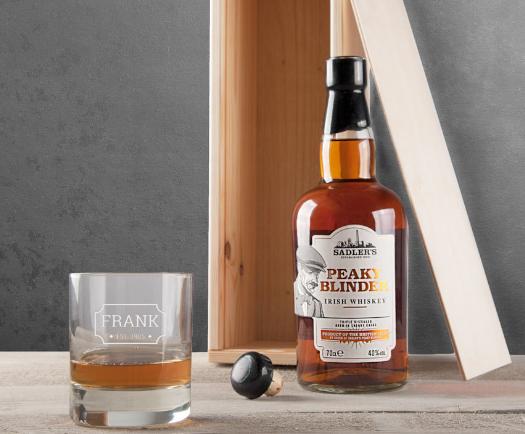 Personalizowane whiskey
