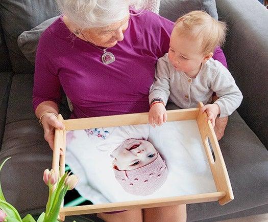Ajándékok nagymamának