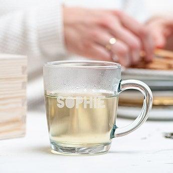 Sklenice na čaj