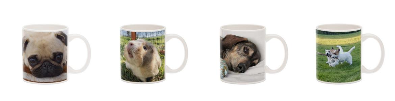 mug avec photo de votre animal de compagnie