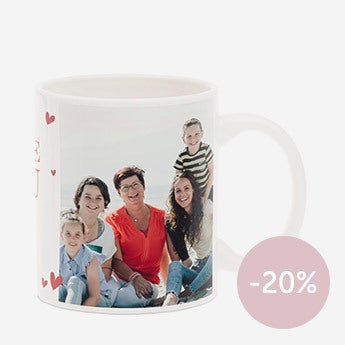 PROMO ! Mugs personnalisés