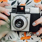 En prenant de jolies photos
