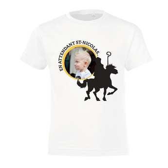 T-shirt enfant St-Nicolas