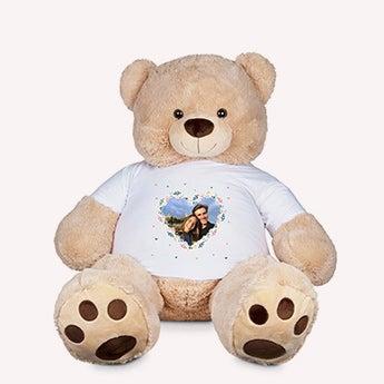 Gigantisk teddybjørn