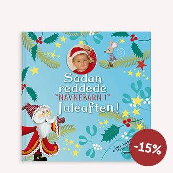 bog - Gaven der redder julen