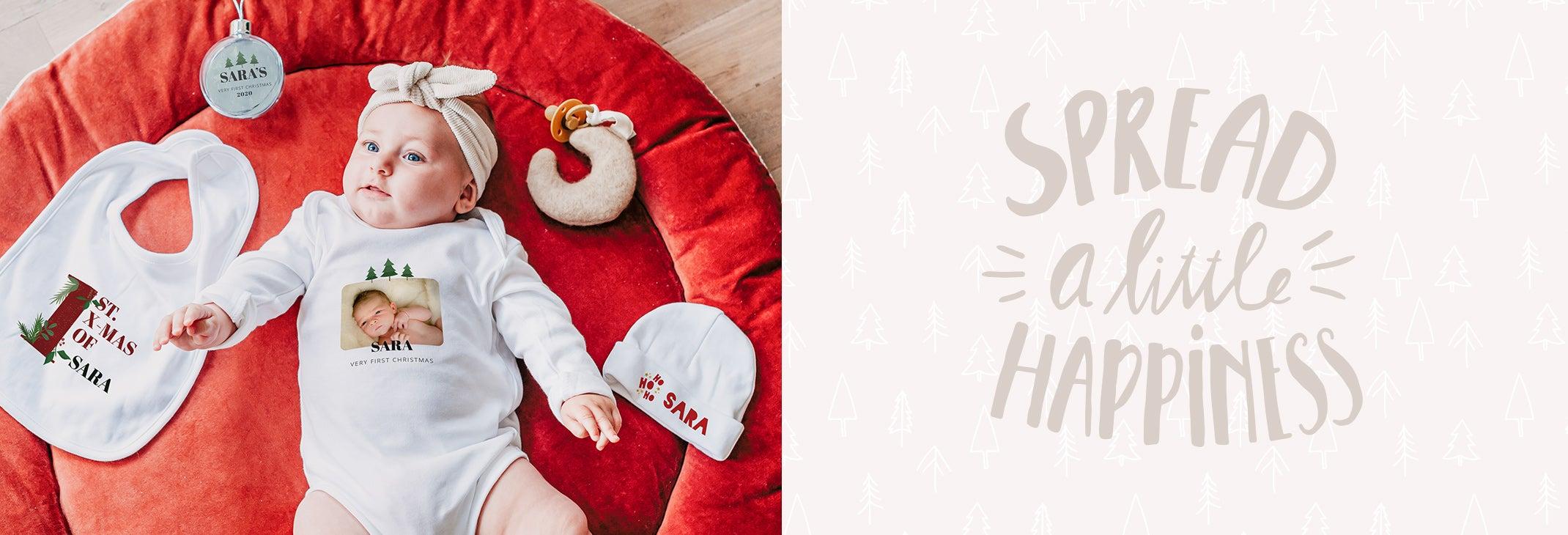 De leukste cadeaus voor baby's eerste Kerstmis