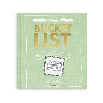 Bucket List Buch für Paare