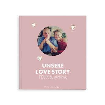 Fotobuch unsere Liebe