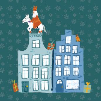 Kinderboekjes Sint & Kerst