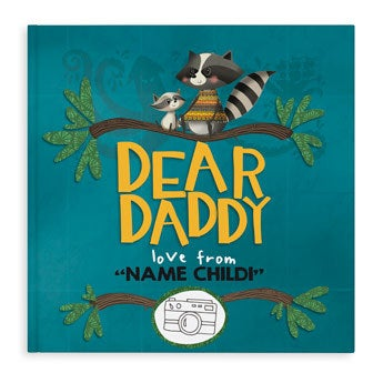 Dear Daddy book