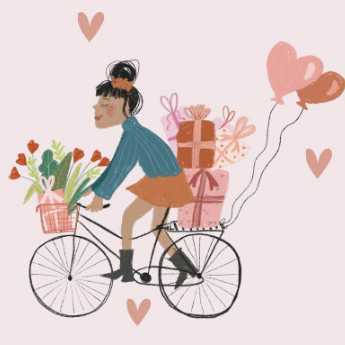 Valentijnsdag in Europa