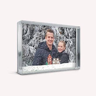 Foto con neve