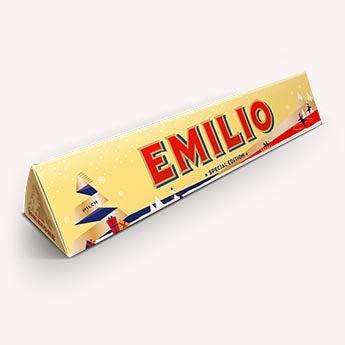 Toblerone con nombre