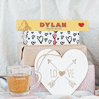Tous les cadeaux de Saint-Valentin