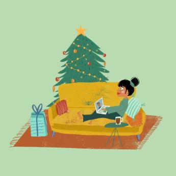 Święta w domu