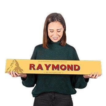 Toblerone se jménem