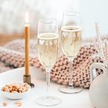 Decoración de fiesta para la mesa